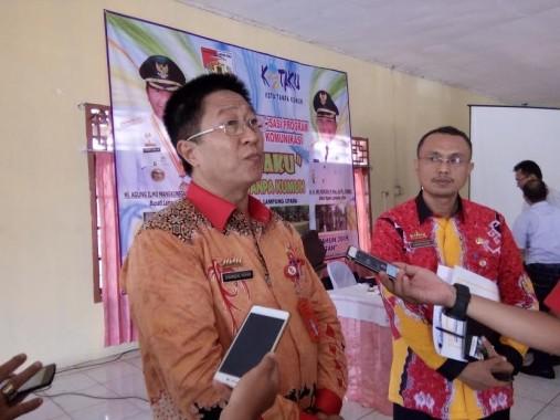 Pabrik Gula PTPN VII Bunga Mayang Baru Mampu Produksi 500 Ton Gula Per Hari