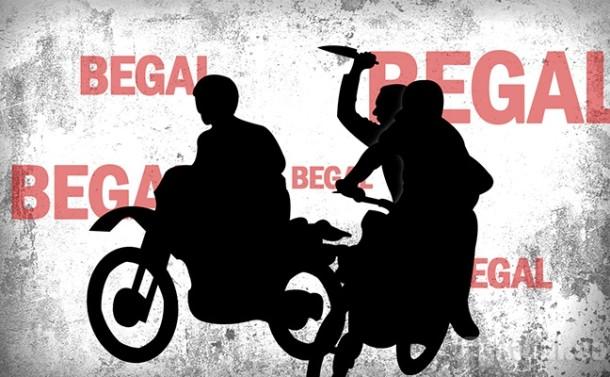 BREAKING NEWS: Kaki Ditembak Polisi, 2 Tersangka Begal Teriak Kesakitan di RSUDAM Lampung