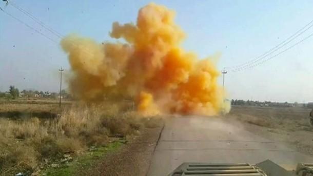 Rusia Dituding Gunakan Bom Klorin di Suriah