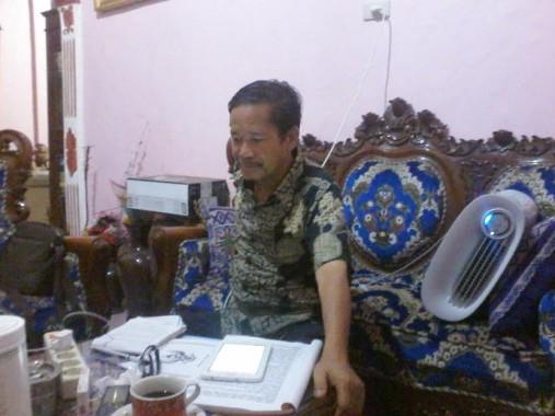 Ketua Dewan Penasehat PWI Perwakilan Lampung Utara, Kepala Biro Jejamo.com wilayah 5 Kabupaten | Mukaddam/jejamo.com