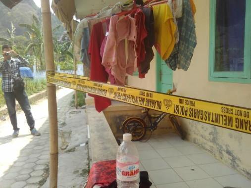 Aksi Gantung Diri di Telukbetung Barat Diduga Karena Masalah Keluarga