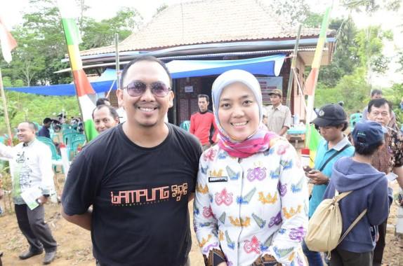 Setahun Jejamo.com, Bupati Lampung Timur Chusnunia Chalim: Keren...Keren....Selamat Ya