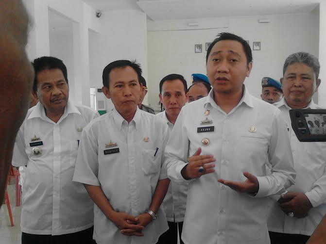 Pemkab Lampung Tengah akan Pasang Satu Juta Bendera Merah Putih Peringati HUT ke-71 RI