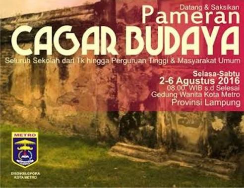 Mulai Besok Balai Pelestarian Cagar Budaya Banten Gelar Pameran di Kota Metro