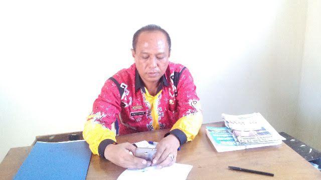 Kepala Desa Srimenanti Tanjungraja Lampung Utara Terus Tingkatkan Pembangunan