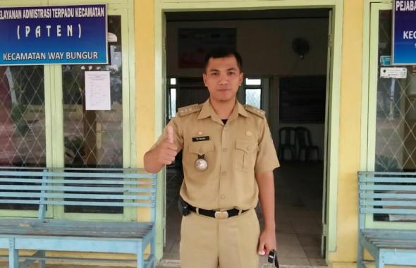 Setahun Jejamo.com, Dandim 0412 Lampung Utara: Semoga Dapat Menjaga Rasa Aman
