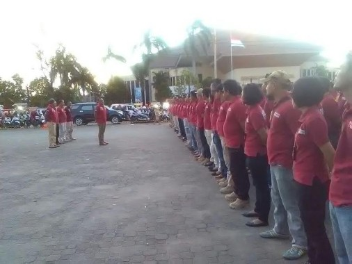 AJI Bandar Lampung Gelar Coaching Clinic Peliputan Korban Kekerasan Seksual