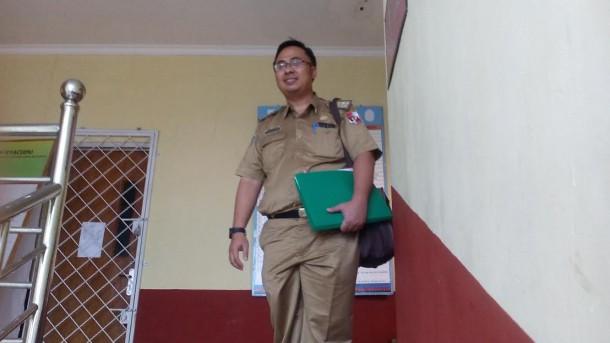 Plt Direktur RSUD Ryacudu dr Rahmat Wahyu Hidayat | Prika/jejamo.com