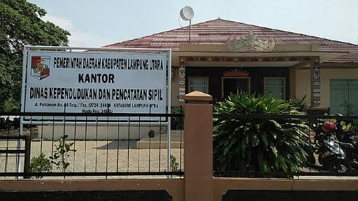 Jumlah Warga Bikin Akte Kelahiran di Disdukcapil Lampung Utara Meningkat 50 Persen