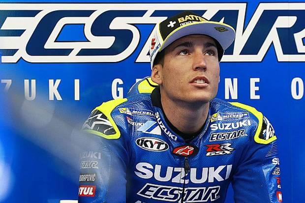 Ditendang Suzuki, Aleix Espargaro Balas dengan Sebut Motor Timnya Lebih Lambat dari Aprilia
