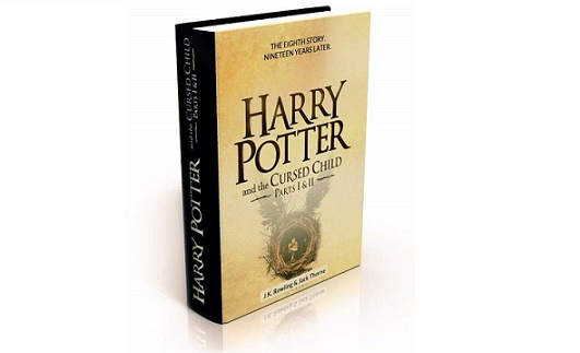 Satu Minggu Diluncurkan, Buku Harry Potter and The Cursed Child Laku 2 Juta Kopi