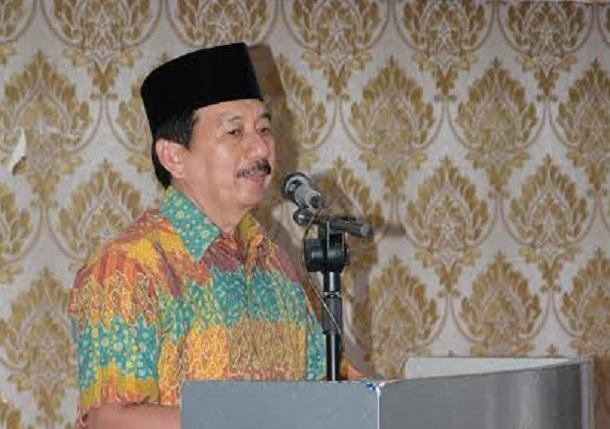 Wali Kota Bandar Lampung Herman HN Hadiri Milad IMIS