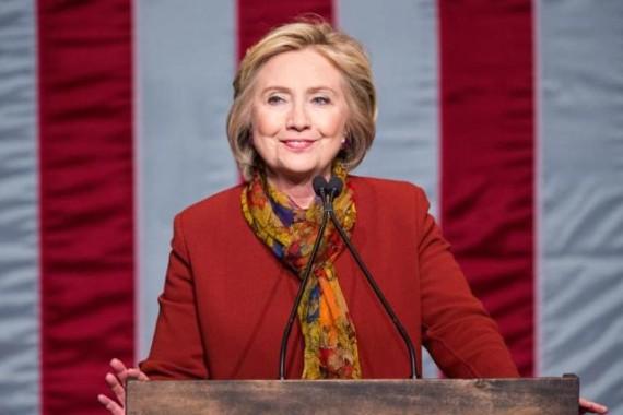 Jajak Pendapat Pilpres AS; Hillary Clinton Unggul Atas Donald Trump