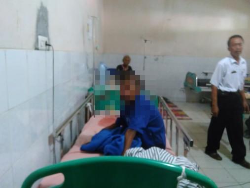 Polres Lampung Timur Bekuk Dua Pelaku Perampokan di Desa Labuhan Ratu