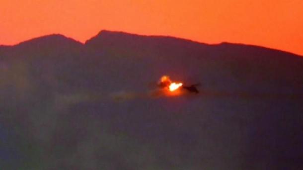 Helikopter Rusia Ditembak Jatuh di Suriah, 5 Orang Tewas
