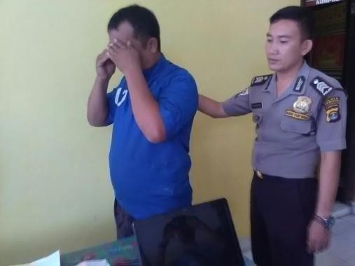 Nyambi Bandar Judi Togel, Penjual Kemplang di Terminal Rajabasa Diciduk Polisi