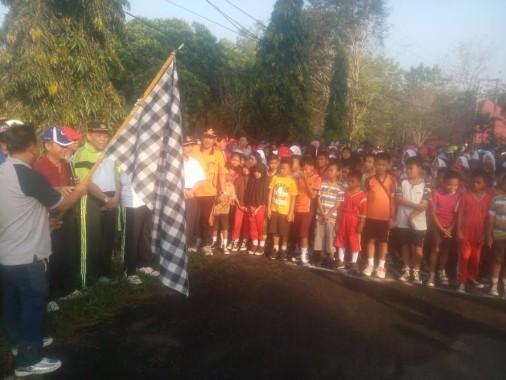 Jalan Sehat Lampung Timur