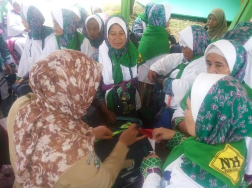 Calon Haji Termuda Asal Lampung 18 Tahun, Tertua 91 Tahun