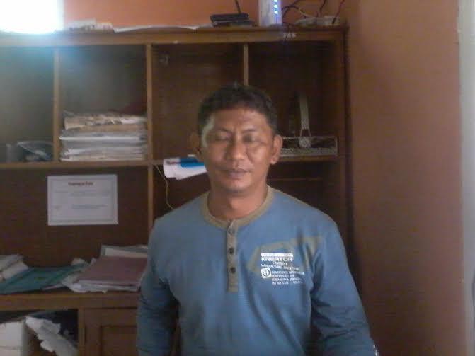 Kepala Tiyuh Kagunganratu Tri Haryanto | Mukaddam/jejamo.com