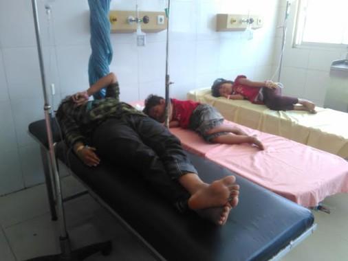 Breaking News: Satu Keluarga di Kedaton Keracunan Daun Singkong