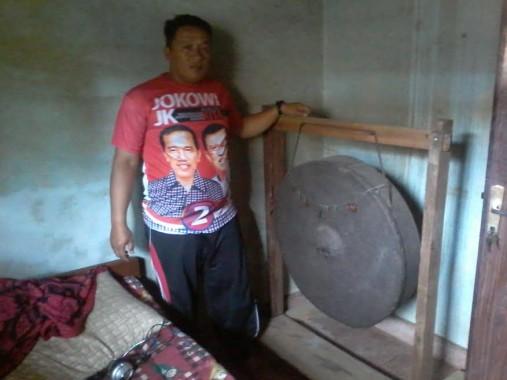 Makmun Kepala - Desa Srimenanti, Kecamatan Tanjungraja, Kabupaten Lampung Utara | Buhairi/jejamo.com