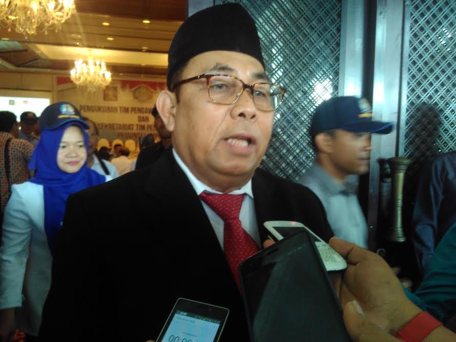 Kepala Kantor Wilayah Kementerian Hukum dan Hak Asasi Manusia Lampung, Dardiansyah | Andi/jejamo.com