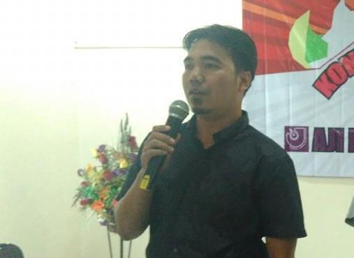 Ketua AJI Bandar Lampung
