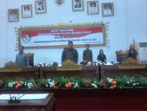 HUT DPRD Lampung Timur, Chusnunia Chalim Ingin Pererat Kerjasama