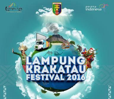 Inilah Agenda Lampung Festival Krakatau 2016