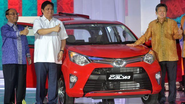 Peluncuran Toyota Calya | ist