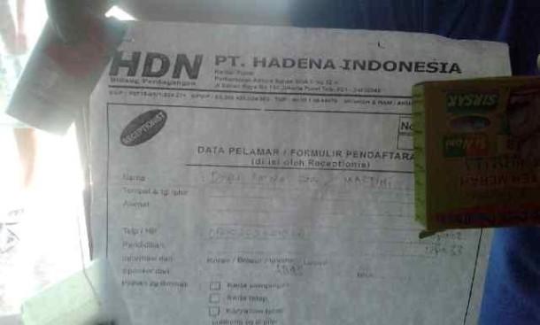 Bupati Agung Lantik 40 Pejabat Eselon II, III dan IV Pemkab Lampung Utara