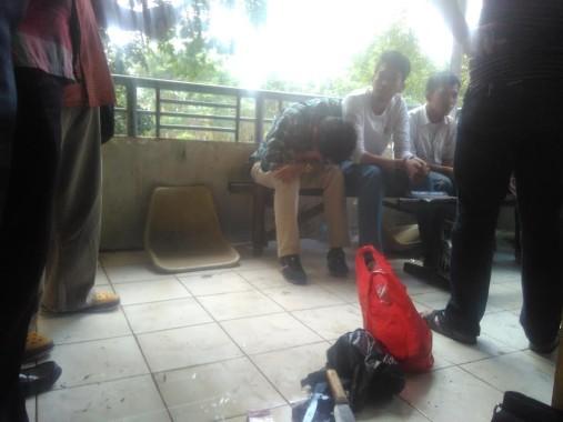 BREAKING NEWS: Dari 7 Pemuda Nge-Ganja Dibekuk Polisi, 6 Mengaku Mahasiswa Universitas Lampung