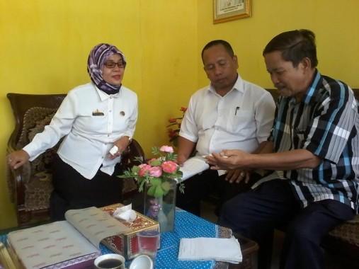 Bupati Lampung Tengah Minta Kader Pemuda Pancasila jadi Garda Terdepan Bangun Persatuan