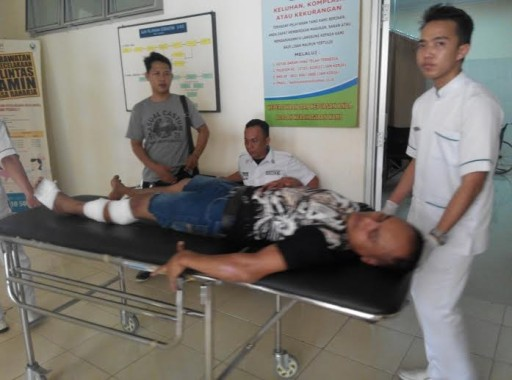 Pelaku Perampokan di Desa Labuhan Ratu, Lampung Timur