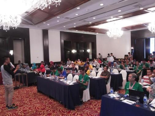 Mataharimall.com Gelar Pelatihan Bagi Pengusaha UMKM di Lampung