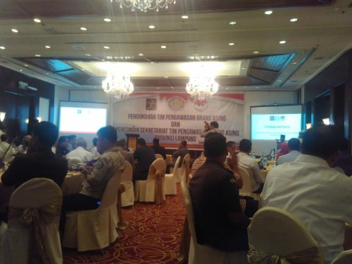 54 Warga Lampung Utara Ikuti Pelatihan Paralegal