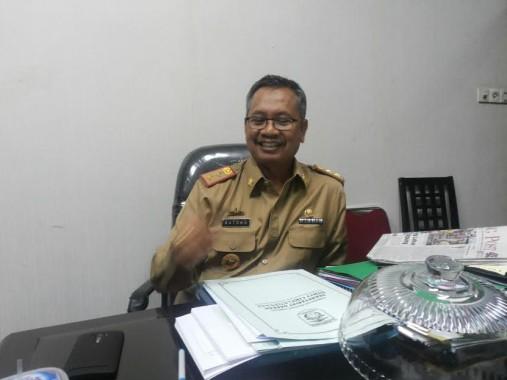 Penjabat (Pj) Sekretaris Daerah Provinsi Lampung, Sutono | Sugiono/jejamo.com