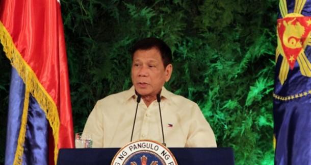 Presiden FIlipina
