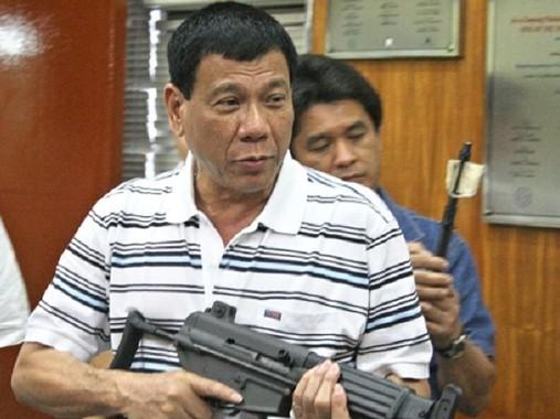 Presiden Filipina Rodrigo Duterte akan Kunjungi Indonesia