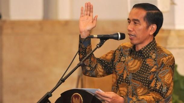 Presiden Joko Widodo Jokowi