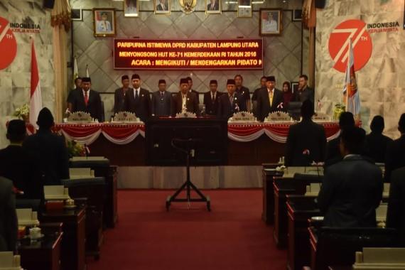 Warga Lampung Barat Minta Pemprov Bangun Tugu Gele Harun di Sukaraja Way Tenong