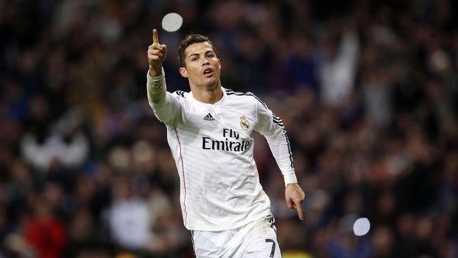 Ronaldo Tegaskan Ingin Bertahan di Madrid Hingga Umur 41 Tahun