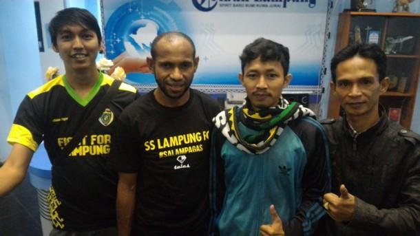 Sakai Sambayan Lampung FC Klub Bantingan