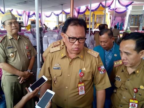 Sekertaris Daerah Lampung Utara Samsir