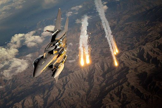 Amerika Serikat Mulai Perangi ISIS di Libya Melalui Serangan Udara
