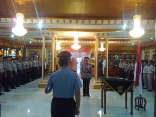 Hari Ini Krishna Murti Resmi Menjabat Wakapolda Lampung