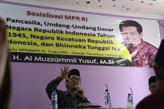 Al Muzzammil Yusuf. | Ist