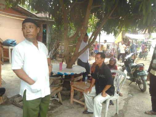 Penyaluran ADD Desa Alam Jaya Lampung Utara Berjalan Baik