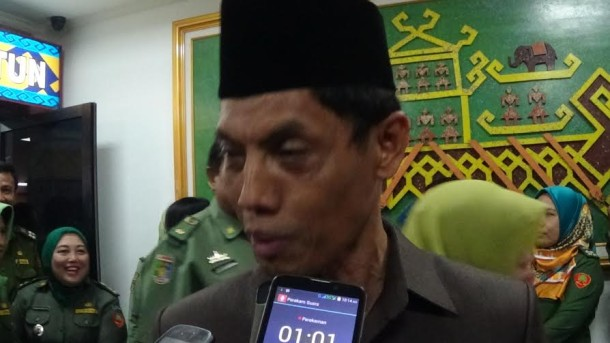 Kepala Inspektorat Provinsi Lampung Sudarno Edi | Jejamo.com