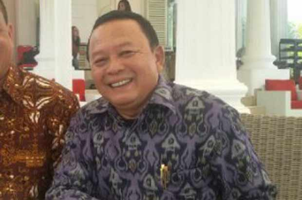 Kepala Dinas Komunikasi dan Informatika Provinsi Lampung Sumarju Saeni | ist